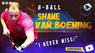 Video Must See! 8-Ball - Shane VanBoening Runs an 8-pack! MP3, 3GP, MP4, WEBM, AVI, FLV November 2017