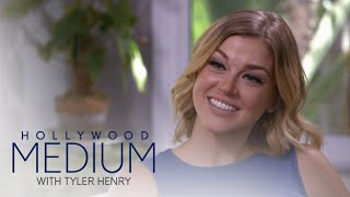 "When Tyler Henry sits down with the ""Friday Night Lights"" star, he immediately connects with her grandfather. See what Tyler discovers on ""Hollywood Medium"".SUBSCRIBE: http://bit.ly/EentsubConnect with the Hollywood Medium:Visit the Hollywood Medium WEBSITE: http://www.eonline.com/shows/hollywood_mediumWatch the Hollywood Medium Full Episode: http://www.eonline.com/now/hollywood-medium-with-tyler-henry  Like Hollywood Medium on FACEBOOK: https://www.facebook.com/hollywoodmediumwithtylerhenry/Follow Hollywood Medium on TWITTER: https://twitter.com/hollywoodmediumAbout E! Entertainment:E! is on the Pulse of Pop Culture, bringing fans the very best original content including reality series, scripted programming, exclusive specials, breaking entertainment news, streaming events and more. Passionate viewers can't get enough of our Pop Culture hits including """"Keeping Up with the Kardashians,"" ""Fashion Police,"" ""The Royals,"" """"Total Divas"" and ""Botched."" And with new original programming on the way, fans have even more to love.Connect with E! Entertainment:Visit the E! WEBSITE: http://eonli.ne/1iX6d8n Like E! on FACEBOOK: http://eonli.ne/facebookCheck out E! on INSTAGRAM: http://eonli.ne/IGFollow E! on TWITTER: http://eonli.ne/twitterFollow E! on Spotify: http://eonli.ne/spotifyAdrianne Palicki Connects With Late Grandfather  Hollywood Medium with Tyler Henry  E!http://www.youtube.com/user/Eentertainment"