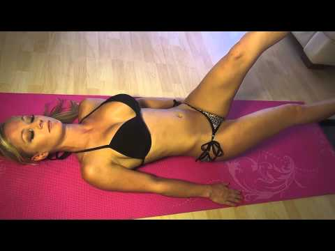 Lean Sexy Bikini Abs Home Workout!