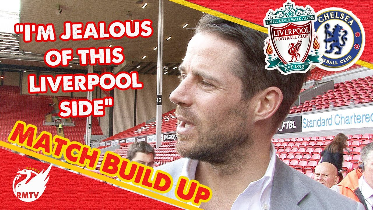 """Jealous of This Liverpool Side"" 