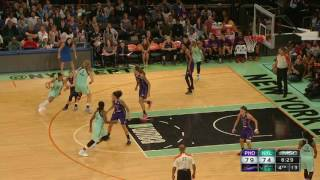 Mercury Eliminate Liberty; Advance to Semifinals by WNBA