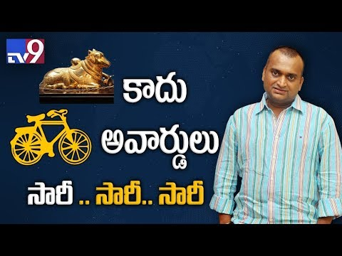 Big News Big Debate - Bandla Ganesh Sensational Comments on Nandi Awards - Rajinikanth TV9