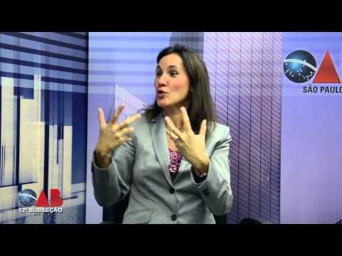 OAB na TV On Line – nº 50 – Dra. Flávia Piovesan