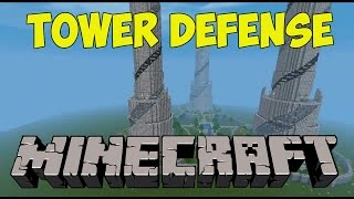Видеообзор Minecraft Tower Defense