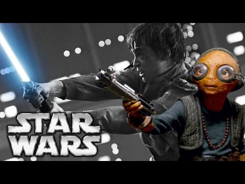 How Maz Kanata Got Luke's Lightsaber - New Information from Aftermath: Empire's End