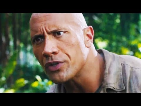 Jumanji 2: Welcome to the Jungle Official Trailer 2017 Movie Dwayne Johnson, Kevin Hart