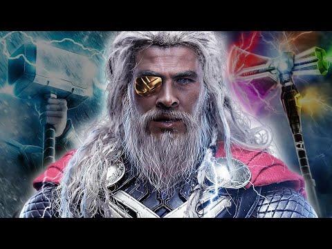 Zupełnie Inna Postać THORA Czeka Nas w Thor: Love and Thunder?