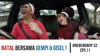 Video Gisel & Gempi DICULIK Boy William! - #NebengBoy S2 Eps. 11 MP3, 3GP, MP4, WEBM, AVI, FLV Desember 2018
