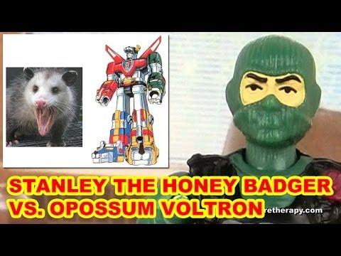 Honey Badger Escape Artist