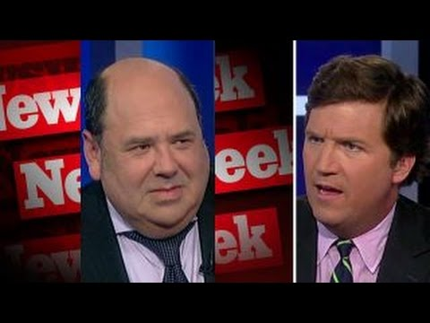 Tucker vs Newsweek and its 'Madame President' edition (видео)
