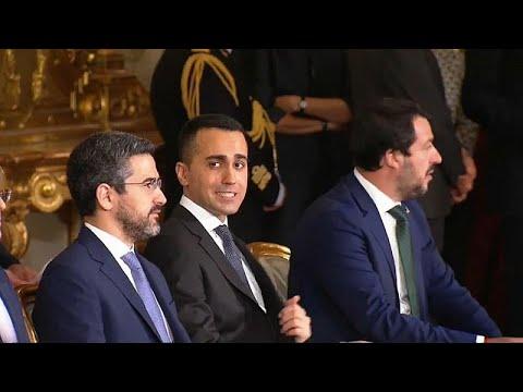 Italien: 5-Sterne-Chef Di Maio glaubt weiter an Koali ...