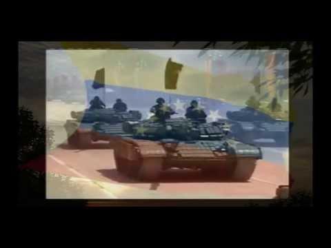 Armamento de las fuerzas Armadas Venezolanas Guerra Venezuela vs Colombia 2013-2014.