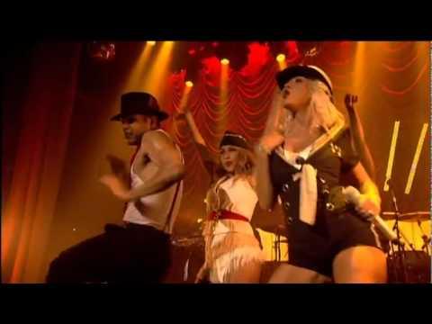 Christina Aguilera - Back to Basics in London
