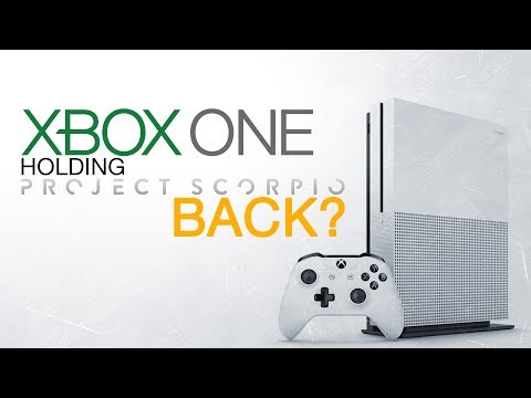 Project Scorpio HELD BACK by Xbox One?! and other conspiracies - The Know Game News