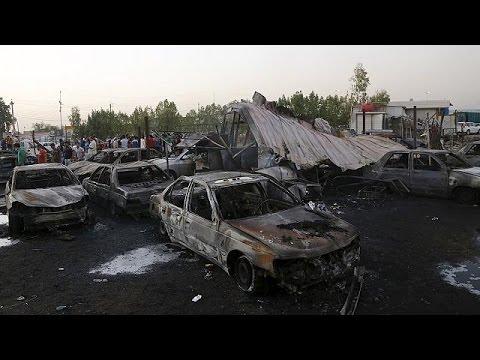 Βαγδάτη: Πολύνεκρες επιθέσεις σε πολλά μέτωπα