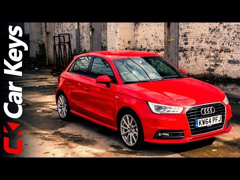 Audi A1 Sportback 2015 review – Car Keys