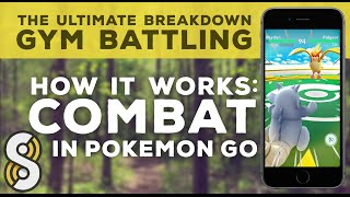 How Battling Works in Pokemon GO - Research from The Silph Road by The Silph Road