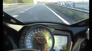 4. suzuki gsxr 1000 k9 top speed 300km/h