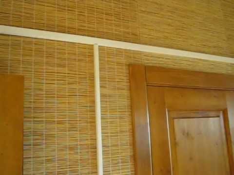 как сделать проводку в деревянном доме в кабель канале