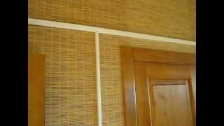 Наружняя проводка в кабель канале в деревянном доме