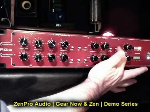 Black Lion Audio AGB Compressor @ ZenPro Audio