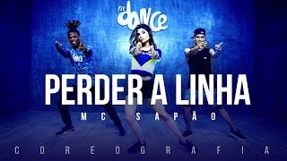Perder a linha  Mc Sap�o  FitDance TV Coreografia Dance Video