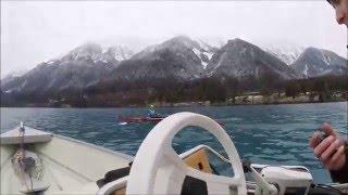 zum Shop hier klicken: https://www.facebook.com/rainervonabt Ruder Training bei 3 Grad Celsius in Interlaken 2016 auf dem See rudern auf dem see und rudern a...