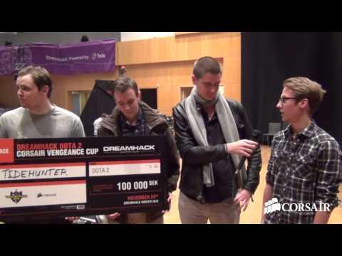 NoTidehunter Winner Interview