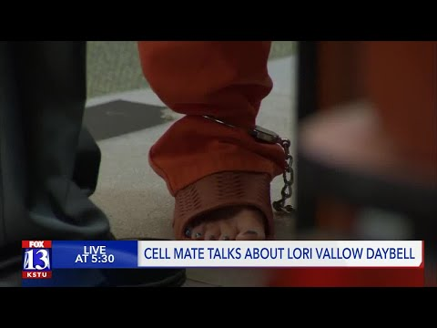 Body cam video and exclusive interview shows how Lori Vallow Daybell is handling life behind bars