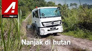 Download Video Mercedes-Benz Axor 2019 First Drive Review by AutonetMagz MP3 3GP MP4