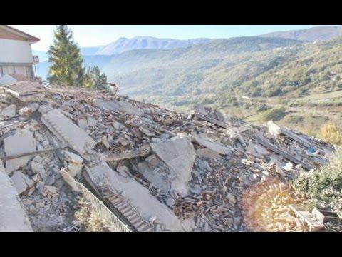 Νέος ισχυρός σεισμός 6,5 βαθμών στην κεντρική Ιταλία