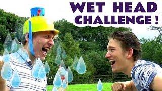 Wet Head Challenge!