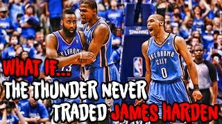 Video What If James Harden Was Never Traded To The Rockets? MP3, 3GP, MP4, WEBM, AVI, FLV April 2019
