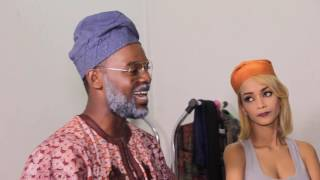 Absolutely Hilarious! Falz Gets to Meets Sade's boyfriend Adekunle Gold