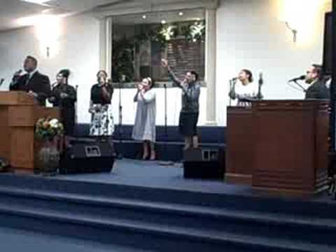 """How Great Is Our God"" Apostolic Tabernacle Praise Team"