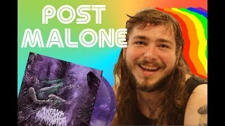 I GIVE POST MALONE AN INFANT ANNIHILATOR VINYL