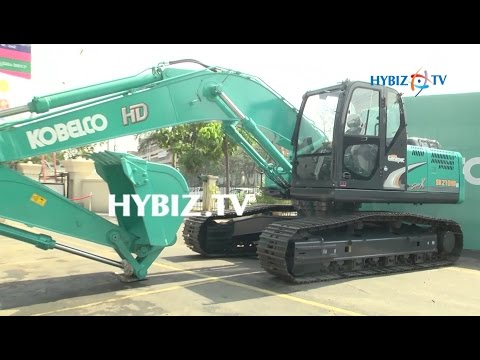 , KOBELCO New 2017 Excavator SK220XD and SK220XDLC