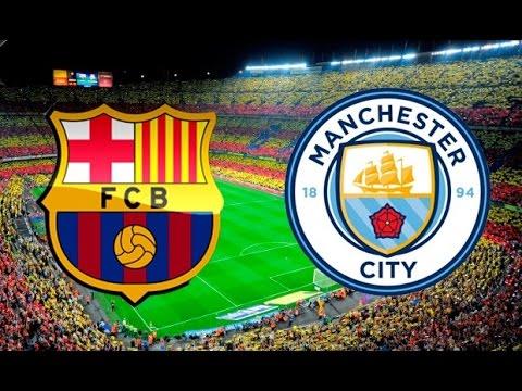 FC Barcelona vs Manchester City | UEFA Champions League 19-10-2016 | FIFA17