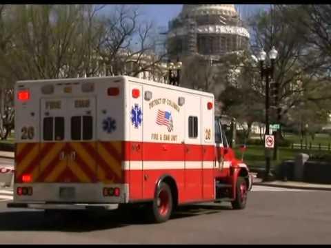 Suposto atirador é ferido em um tiroteio no capitólio, nos Estados Unidos
