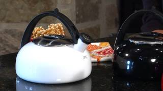 Peak™ 2 Quart Teakettle  Demo Video Icon