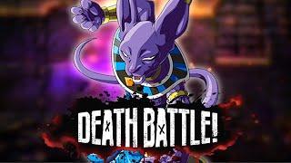 Beerus Destroys in DEATH BATTLE! by ScrewAttack