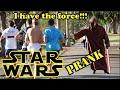 Star Wars Force Awakens Prank!