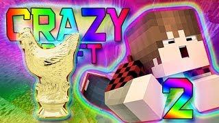 Minecraft: Crazy Craft 2.0 Modded Survival w/Mitch! Ep. 2 Part 1 - Chicken Trophy! (Crazy Mods)