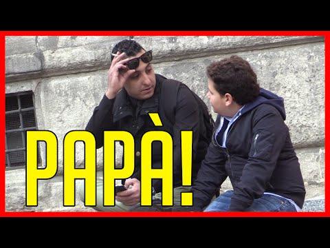 15 Frasi da NON dire a Papà in Pubblico - [Esperimento Sociale] - theShow