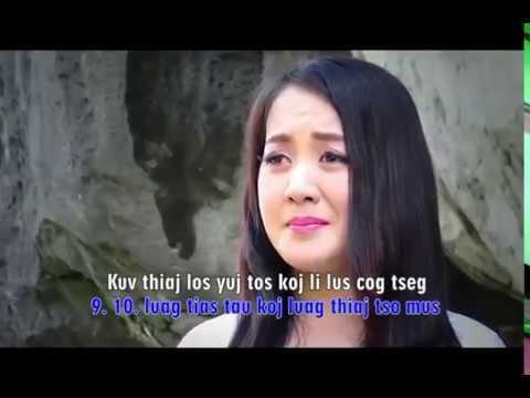 Vim tshuav teev ntshav -  Hwm Lauj &Pajkub Tsab (видео)