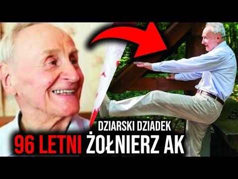 Wielki szacun! 93letni żołnierz AK zawstydza swoją formą fizyczną 20-latków!