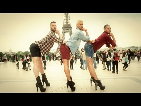 Clip nhảy Wannabe của Spice Girls siêu sẹc-xy :D