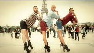 These Guys Dancing On High Heels Will Blow You Away!