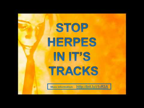 STOP HERPES OUTBREAKS NOW