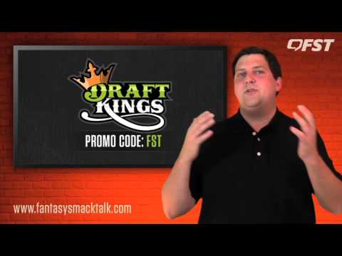 Week 2 – 2015 Daily Fantasy Football DraftKings Value Picks thumbnail